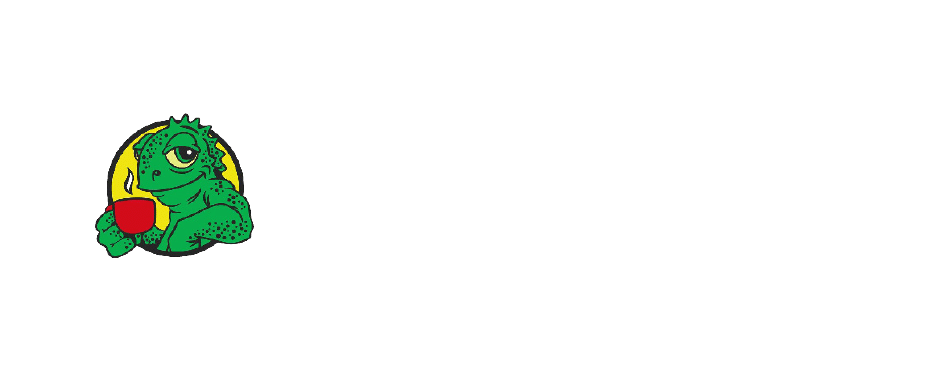 Cafe Lagarto Logo WHITE