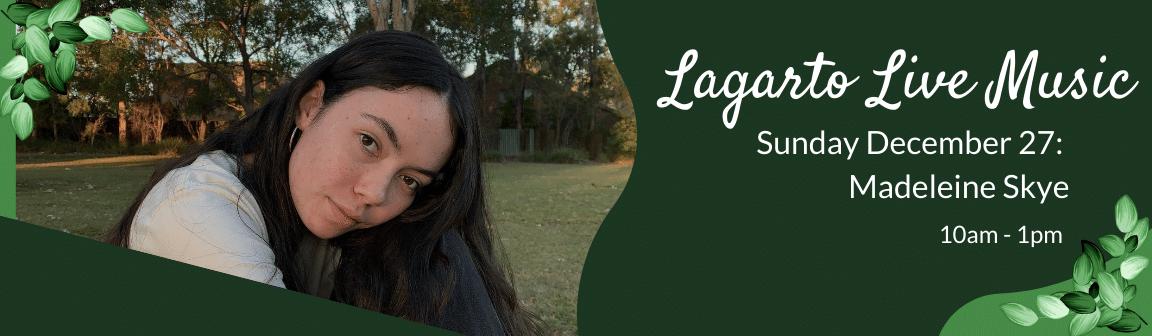 Lagarto Live 27 December 2020