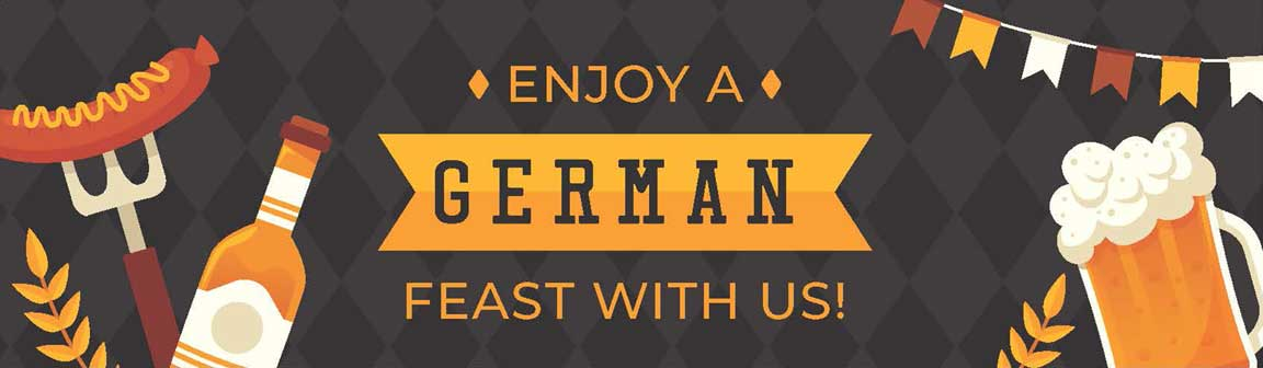 Join us for our German Inspired Dining Experience