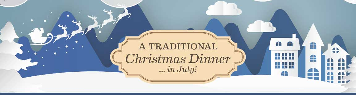 Dining Event - Christmas in July