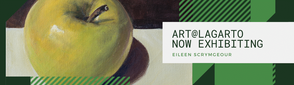 Art@Cafe Lagarto Eileen Scrymgeour