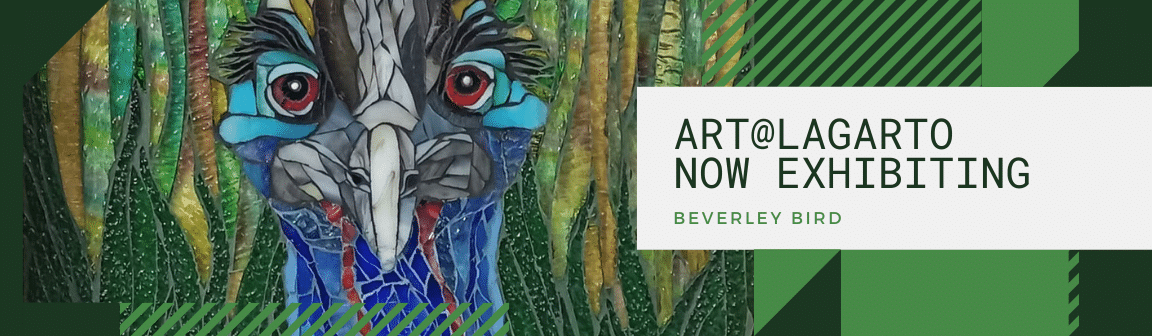 Art@Cafe Lagarto Beverley Bird